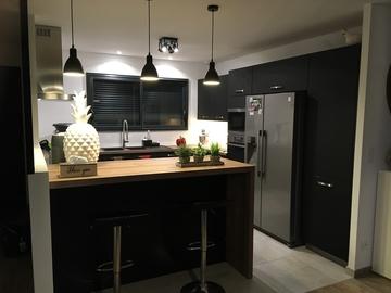 Réalisation d'une cuisine à Mérignac